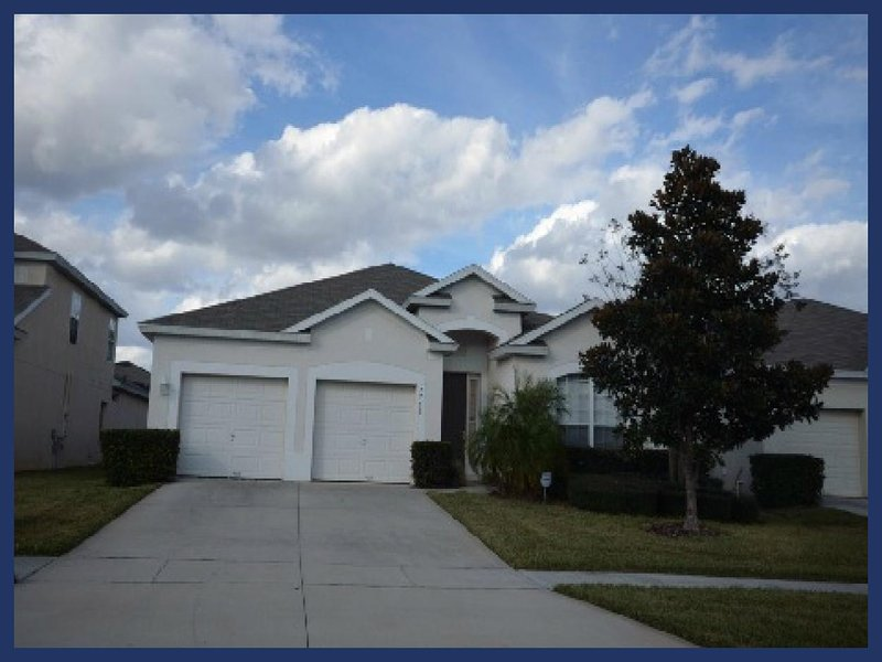 Fantastic 4 Bed Home - 3 Miles to Disney! - Image 1 - Four Corners - rentals