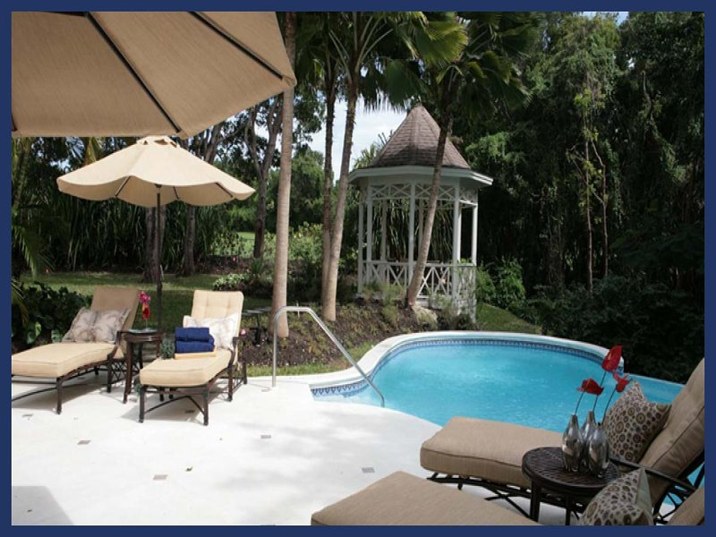 Luxury 2 Bed Home with Pool and Stunning Views - Image 1 - Sandy Lane - rentals