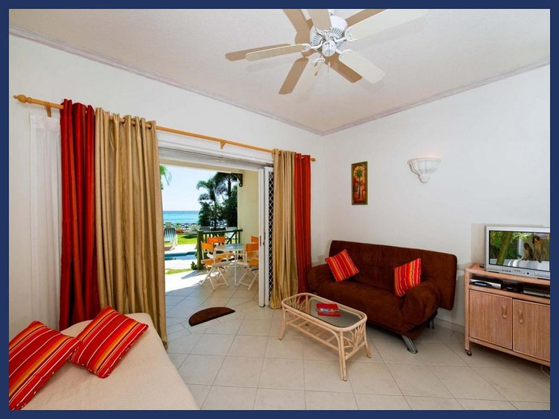 Fantastic Studio Apartment with Ocean Views - Image 1 - Worthing - rentals