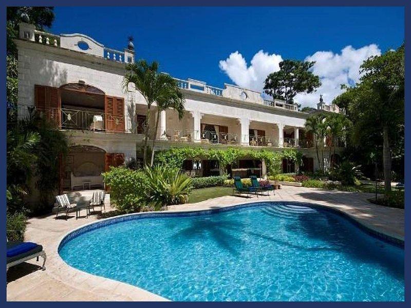Fantastic 5 Bed Villa - Private Pool, Beach Views - Image 1 - Gibbs Bay - rentals