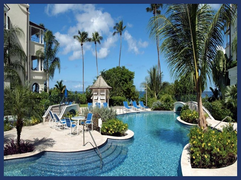 Luxury 3 bedroom beachfront apartment, fabulous pools, stunning sunsets and historic town - Image 1 - Mullins Beach - rentals