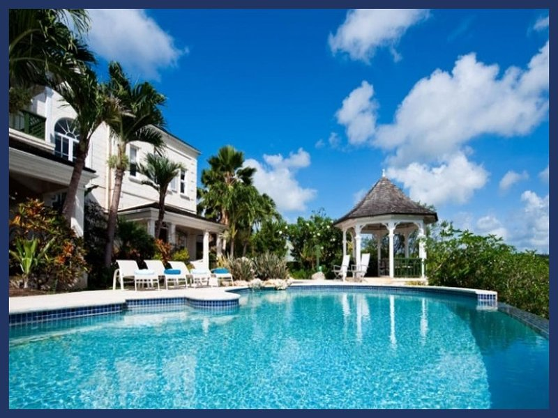 Beautiful 5 bedroom villa located on the West Coast of Barbados. Spacious bedrooms and living area. - Image 1 - Lascelles Hill - rentals