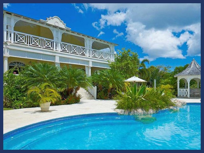 Luxury 5 Bed Villa - Private Pool and Sea Views - Image 1 - Sugar Hill - rentals