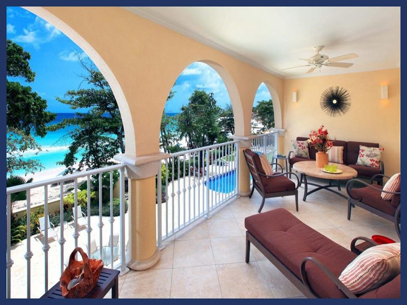 Stunning 3 Bed Apartment with Pool, Ocean Views - Image 1 - Dover - rentals