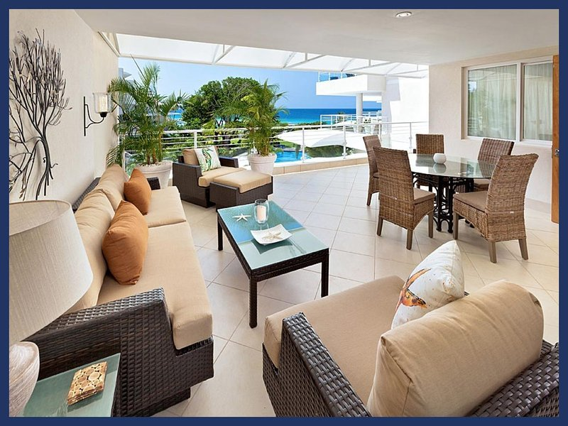 Stunning 2 Bed Apartment with Ocean Views - Image 1 - Hastings - rentals