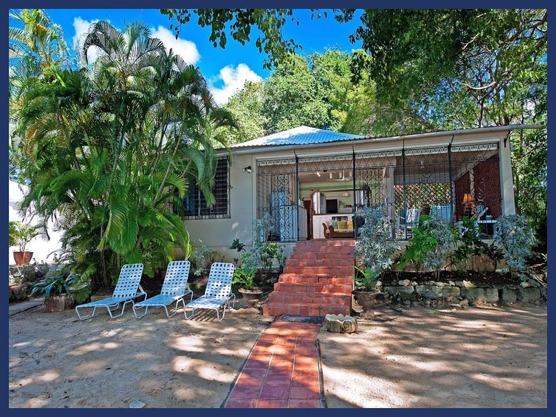 Stunning 3 Bed Home With Caribbean Sea Views - Image 1 - Gibbes - rentals