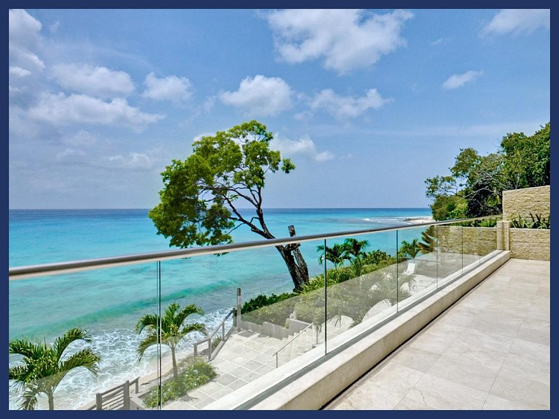 Award winning 3 bedroom beach front villa, direct beach access and private terrace with pool - Image 1 - Prospect - rentals