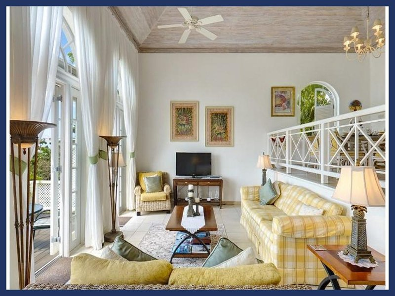 2 Bed villa with an attached apartment, splash pool and use of communal pool - Image 1 - Westmoreland - rentals