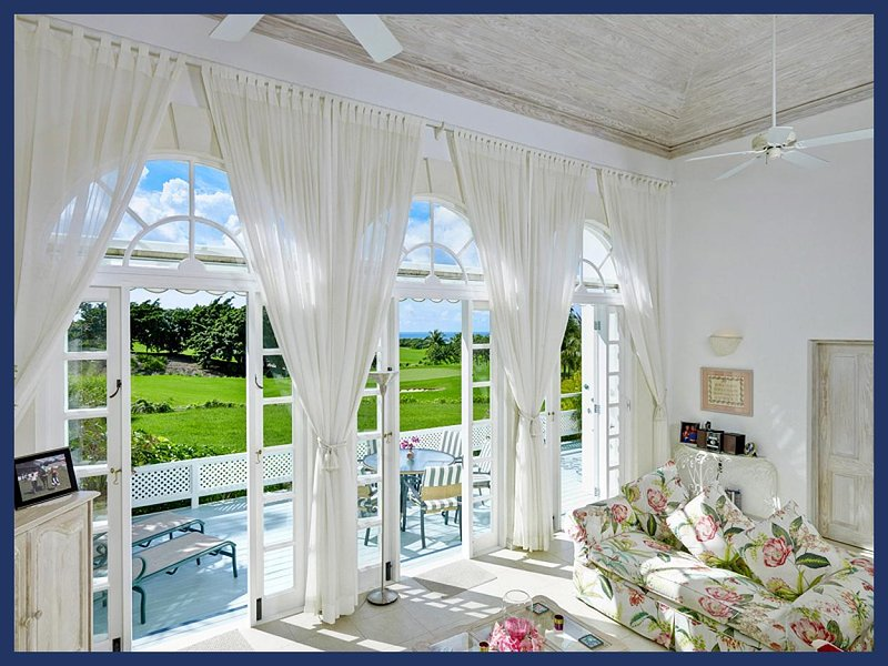 Amazing 2 Bed Villa with Panoramic Ocean Views - Image 1 - Westmoreland - rentals