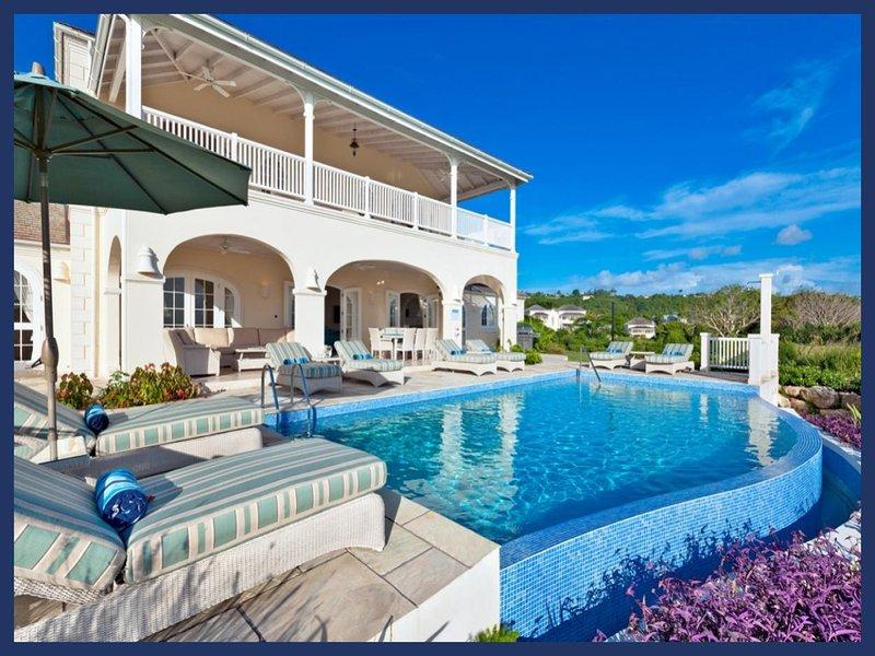 Impressive 4 bedroom villa, positioned on a ridge commanding breathtaking views - Image 1 - Westmoreland - rentals