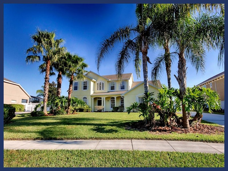 Luxury 7 Bed Family Home - Close to Disney! - Image 1 - Four Corners - rentals
