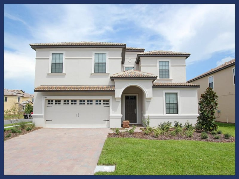 Sophisticated 8 bedroom vacation home- Professionally decorated- Games room- Large pool - Image 1 - Loughman - rentals