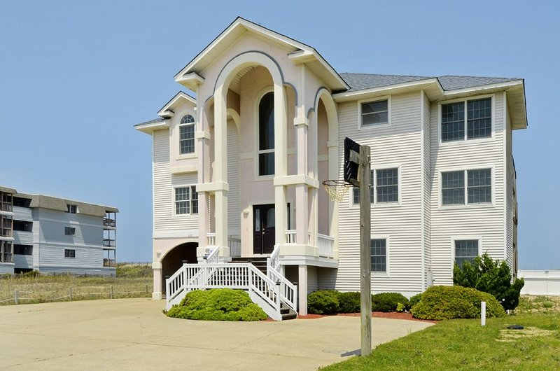 Front Elevation - Skipper's Jewel - Kill Devil Hills - rentals