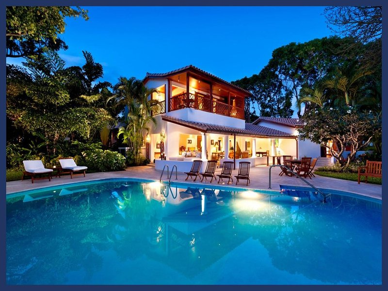 Luxury 4 Bed Villa with Private Pool, Full Staff - Image 1 - Gibbs Bay - rentals