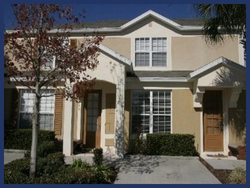 Fantastic Family Townhouse - Minutes From Disney - Image 1 - Four Corners - rentals