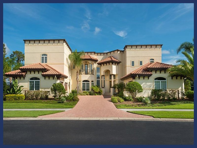 Stunning Family Home - 2 Miles to Disney! - Image 1 - Four Corners - rentals