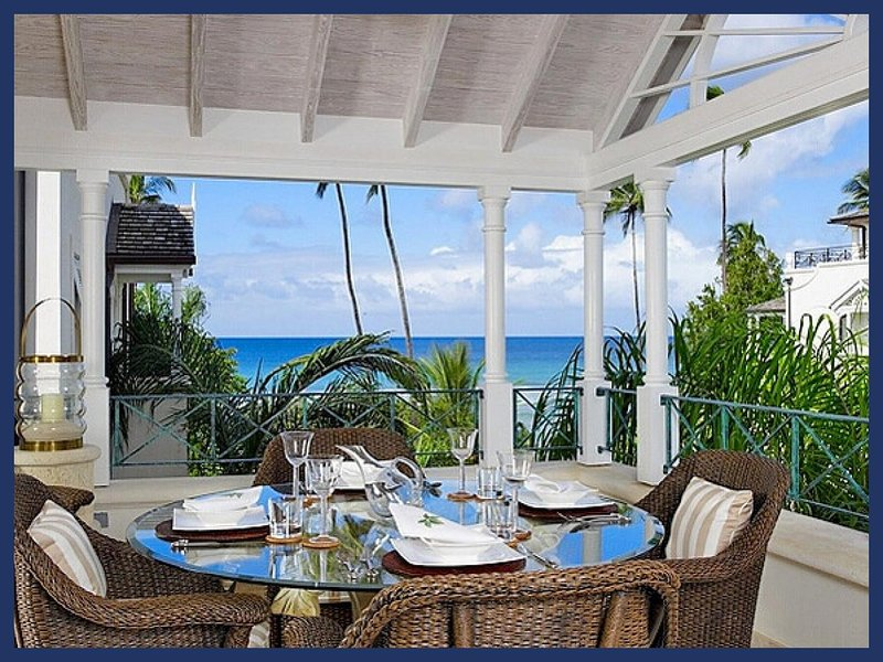 Luxury 3 Bed Penthouse Apartment near Beach - Image 1 - Speightstown - rentals