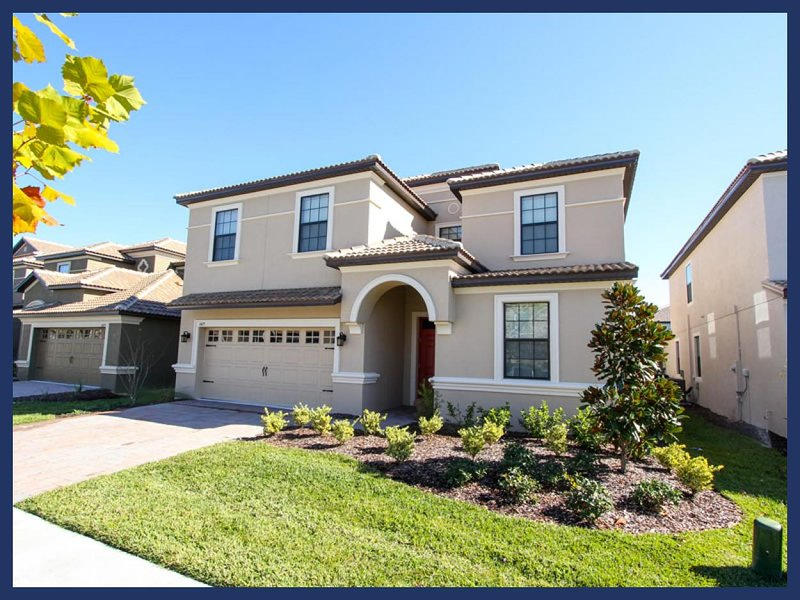 OASIS CLUB ACCESS! PERFECT FAMILY HOME NEAR DISNEY -  BOOK YOUR DREAM HOME TODAY - Image 1 - Loughman - rentals