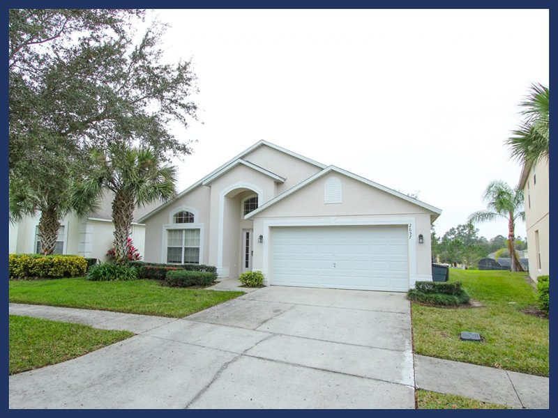 Luxury 4 Bed Home with Private Pool - near Disney! - Image 1 - Four Corners - rentals