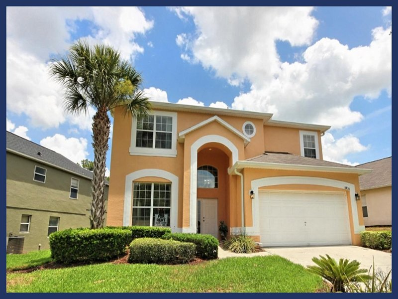 *FREE RESORT ACCESS* PERFECT FAMILY HOME Nr DISNEY - BOOK YOUR DREAM HOME TODAY - Image 1 - Four Corners - rentals