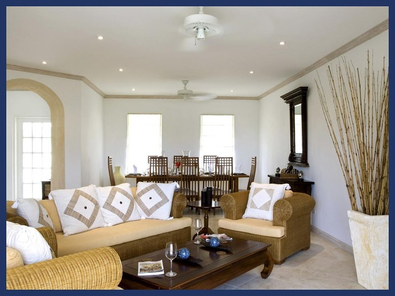 Luxury 3 Bedroom Villa with Shared Pool and Gym - Image 1 - Mullins - rentals