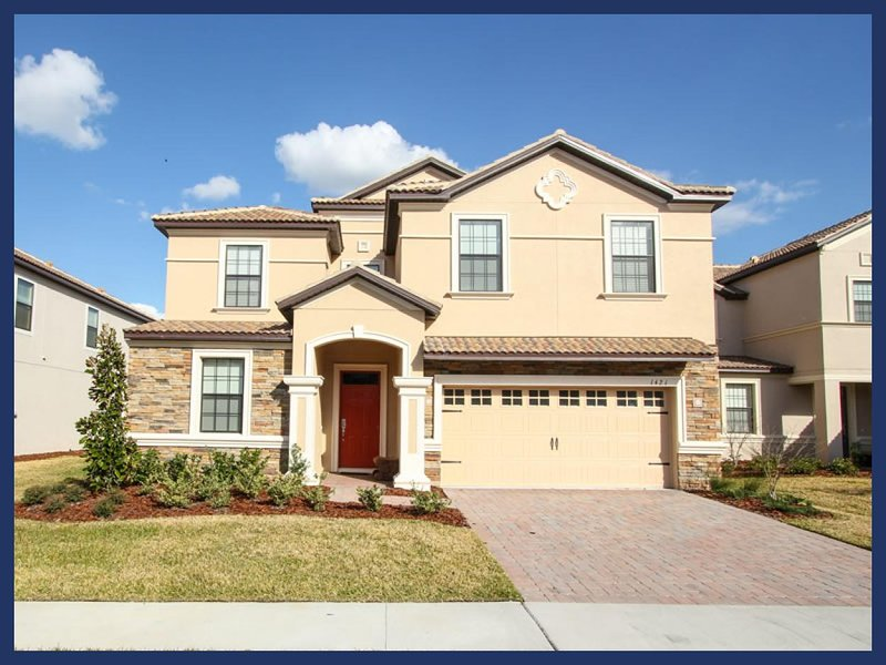 Fantastic Family Villa with Private Pool, Games Room - Image 1 - Lakemont - rentals