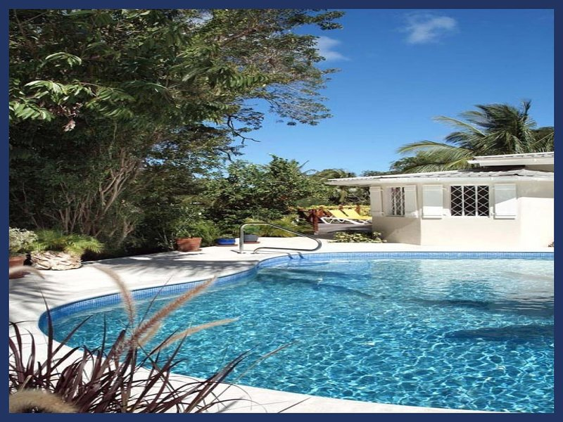 Stunning 3 Bed Home with Private Pool, Full Staff - Image 1 - Gibbes - rentals