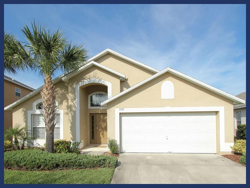 Beautiful Family Home with Private Pool, Games Room - Image 1 - Four Corners - rentals