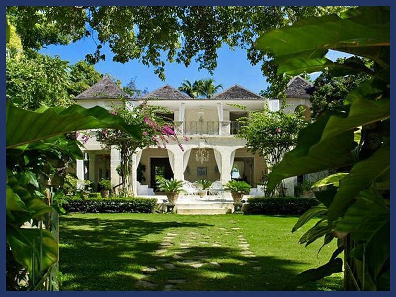 Stunning 7 Bed Beachfront Home with Private Pool - Image 1 - Weston - rentals
