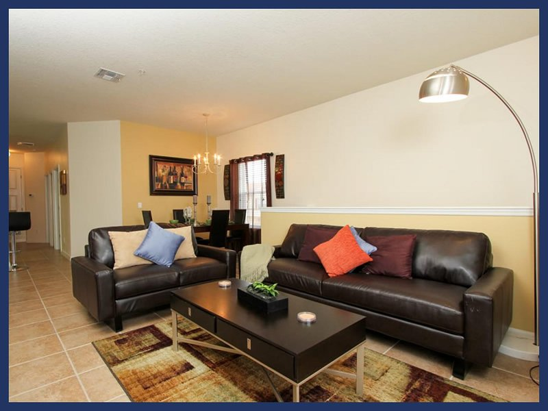 Amazing Family Friendly Condo with Games Room - Image 1 - Celebration - rentals