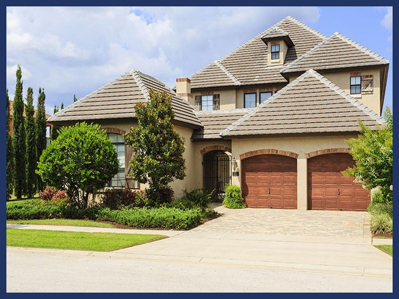 6 Bedroom 5 Bathroom Reunion Resort home with private pool and golf course view - Image 1 - Reunion - rentals