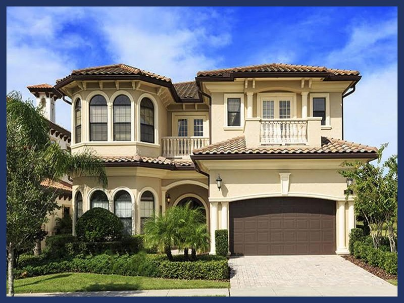 Beautiful Custom 4 bedrooms, games room, pool and spectacular views of the golf course - Image 1 - Reunion - rentals