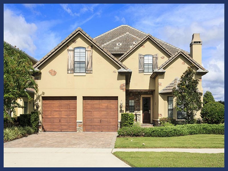 Superb 5 bed, Reunion Resort home with custom designed private pool and spa. Only 5.5 miles from Disney - Image 1 - Reunion - rentals