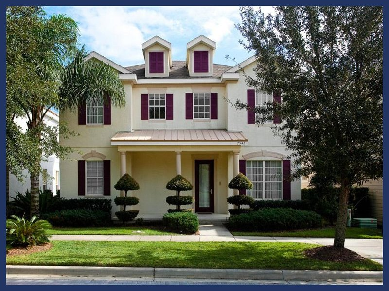Spectacular 5 Bed Family Home with Private Pool - Image 1 - Reunion - rentals
