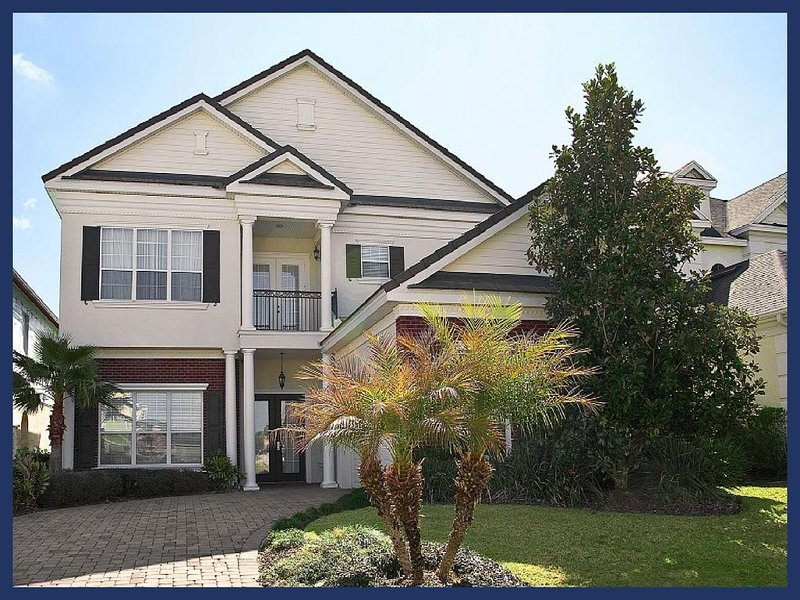 Beautiful 4 Bed Family Home with Pool, Near Disney - Image 1 - Reunion - rentals