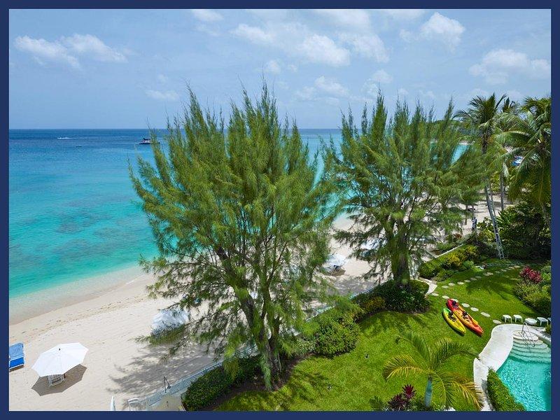 Fantastic Family Beachfront Villa wth Private Pool - Image 1 - United States - rentals