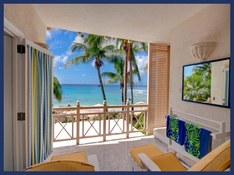 Luxury Condo with Spa and Direct Beach Access - Image 1 - Weston - rentals