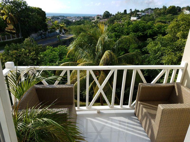 City/Ocean View 2 Bedroom Condo in Montego Bay (3) - Image 1 - Montego Bay - rentals