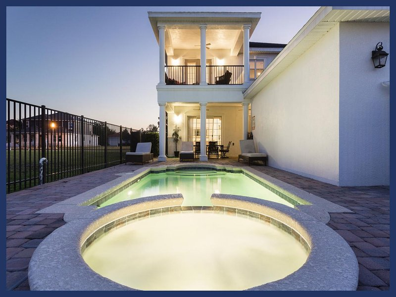 Beautiful 6 bed villa, featuring a private pool, spa and games room with pool table, foosball and air hockey - Image 1 - Reunion - rentals