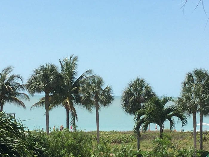 VIEW FROM UNIT - Sundial N301 - Sanibel Island - rentals