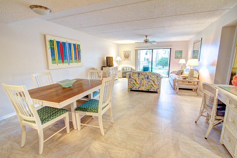 Sea Haven Resort - 318, Ocean View, 2BR/2BTH, Pool, Beach - Image 1 - Saint Augustine - rentals
