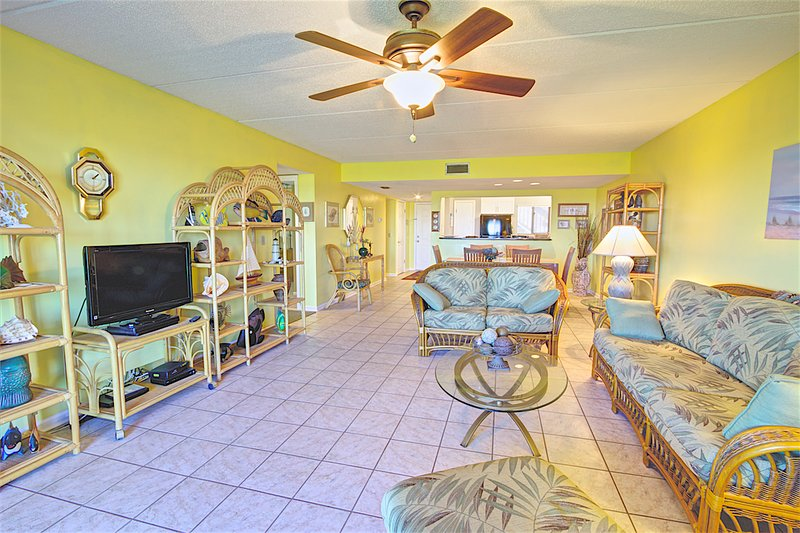 Sea Haven Resort - 118, Ocean Front, 3BR/2BTH, Pool, Beach - Image 1 - Saint Augustine - rentals