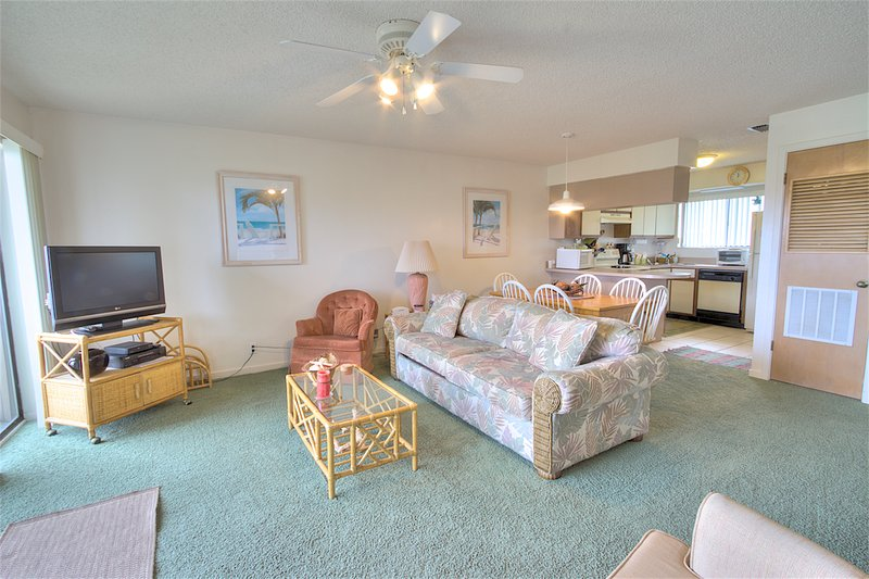 Hibiscus Resort - J302, Pool View, 2BR/2BTH, 3 Pools, Wifi - Image 1 - Saint Augustine - rentals