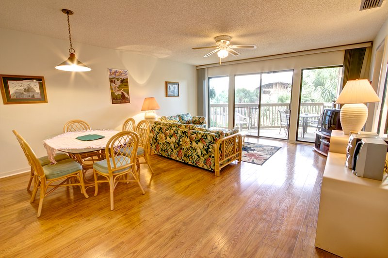 Hibiscus Resort - H304, Garden View, 2BR/2BTH, 3 Pools, Wifi - Image 1 - Saint Augustine - rentals