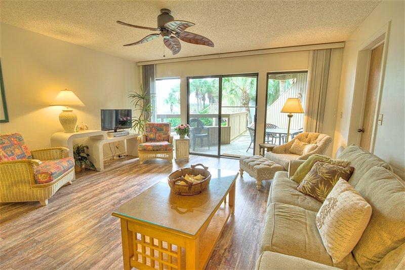 Hibiscus Resort - H204, Garden View, 2BR/2BTH, 3 Pools, Wifi - Image 1 - Saint Augustine - rentals