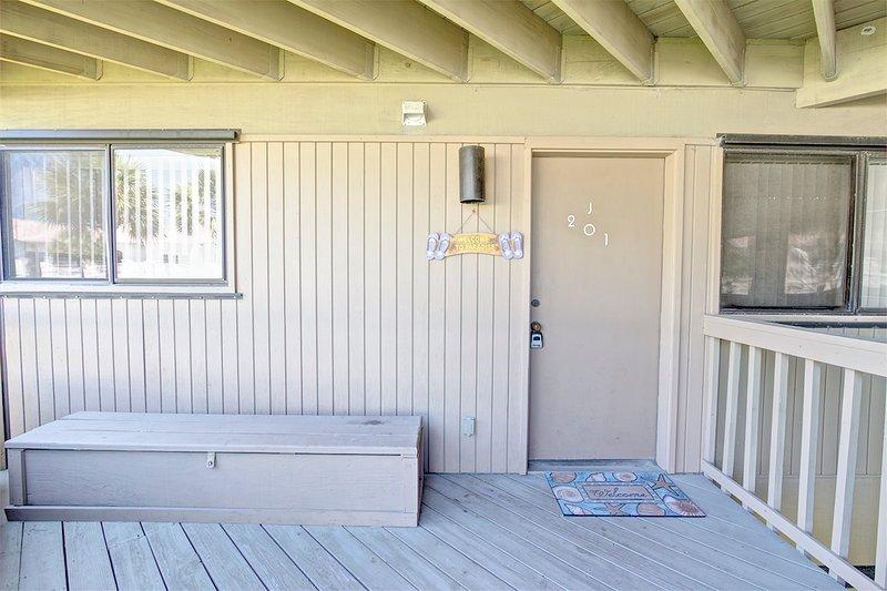 Hibiscus Resort - J201, Pool View, 2BR/2BTH, 3 Pools, Wifi - Image 1 - Saint Augustine - rentals