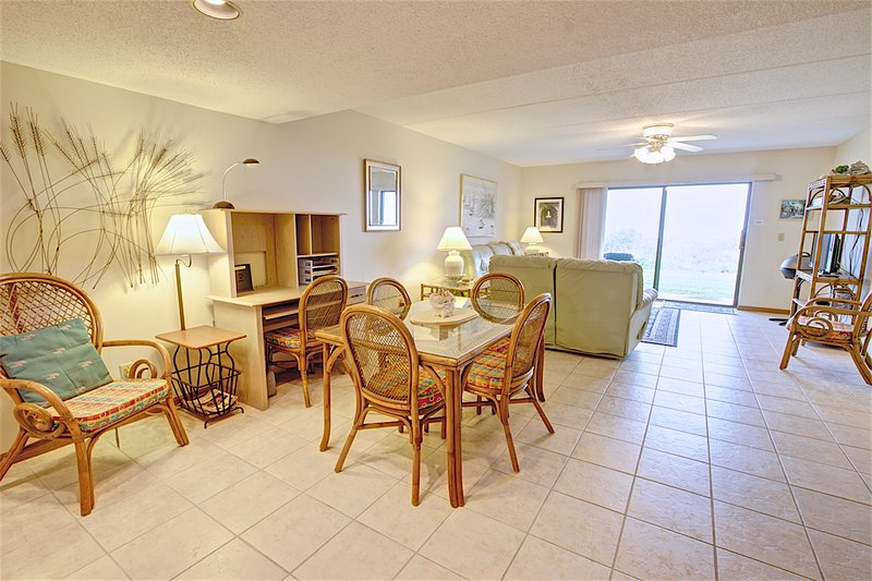 Sea Haven Resort - 115, Ocean Front, 2BR/2BTH, Pool, Beach - Image 1 - Saint Augustine - rentals