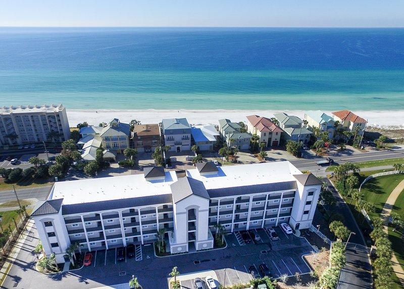 Aerial view of Alerio - ALERIO D401 - Miramar Beach - rentals