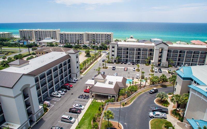 Aerial view of Alerio - ALERIO A203 - Miramar Beach - rentals
