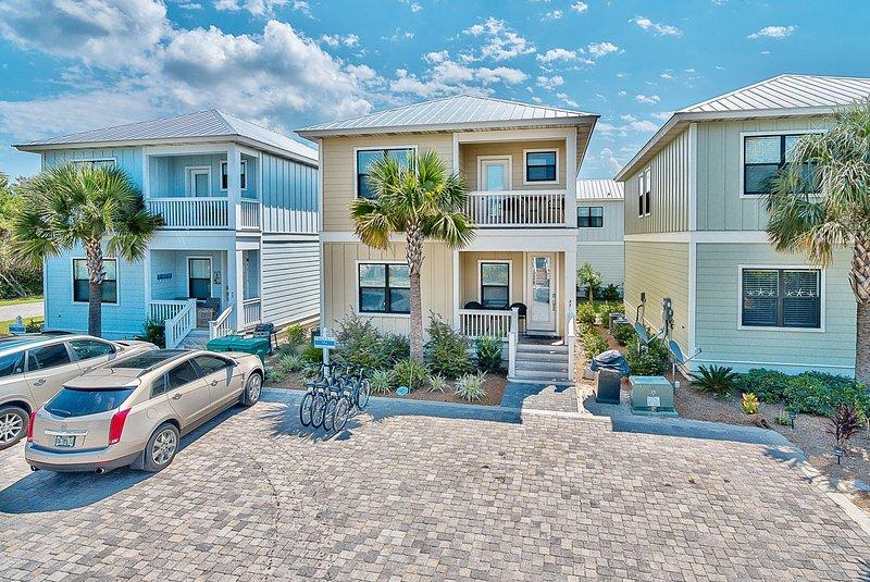 Front of house - BEACH NEST - Santa Rosa Beach - rentals